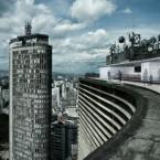 Edifício Copan, Copan, Oscar Niemeyer, Arquitetura, Architektur, Sebastian Beck, Moderne, Modern, Moderno, São Paulo, Museum, Fundação Oscar Niemeyer