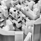Sebastian Beck, Master, Masterthesis, Architektur, Sao Paulo, Brasilien, Stadt, Ichnographie das Abbild der Stadt, Modell, Modelle