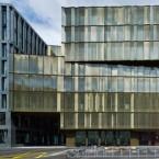 Architektur Sihlpost Projekt Bürobau Bürogebäude Büroarchitektur Innenarchitektur Glassfassade David Chipperfield Max Dudler Gigon und Guyer